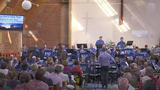 They Can't Take That Away From Me - Thornden Community Wind Band feat. Elijah Jeffery