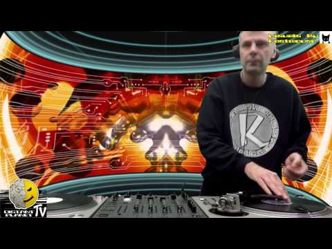 Distant Planet TV #6 - Hughesee - Oldskool 92 Techno - 19/11/2016