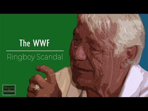 Behind The Titantron - The WWF Sex/Ringboy Scandal - Episode 3 - 동영상