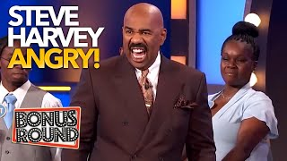 ANSWERS Steve Harvey Was SHOCKED TO HEAR! Family Feud USA