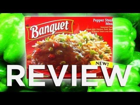 banquet-pepper-steak-meal-video-review:-freezerburns-(ep512)