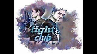 Fight Club Ak-47?…… Fight Club movie comedy video in hindi, TRANCE music - by #Abhishekshakya