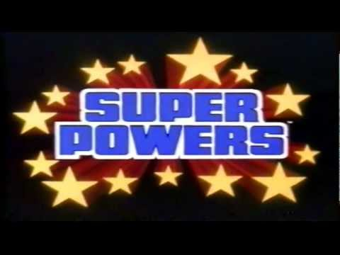 DC Super Powers (Warner Home Video intro)