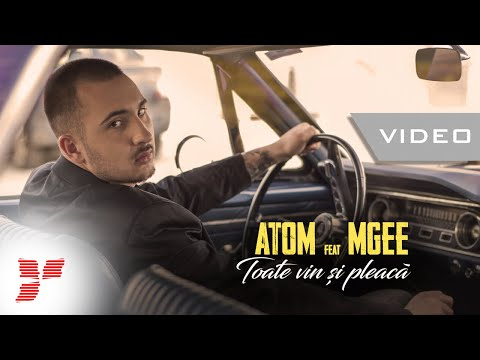 Atom ft. Mgee - Toate vin si pleaca || #Level Up Music