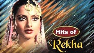 Super Hit Songs of Bollywood Stars 14 - Rekha