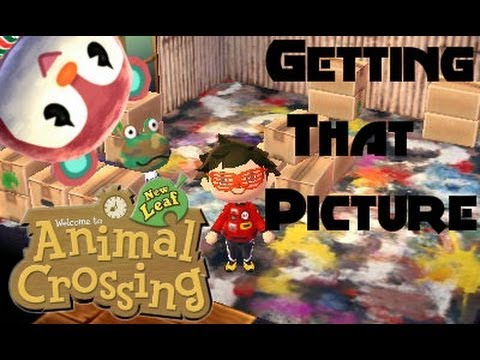 Animal Crossing New Leaf: Picture Hunt Guide