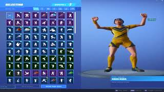 My OG Black Knight Season 1 Fortnite Account Finally Merged