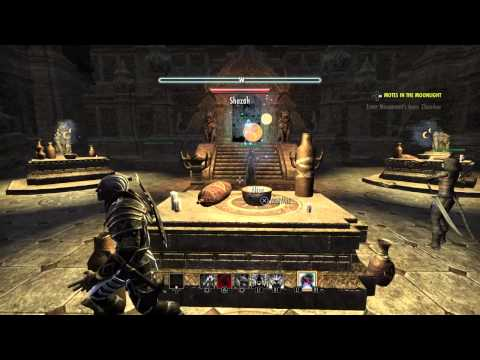 Elder Scrolls Online Motes In The Moonlight Who To Choose