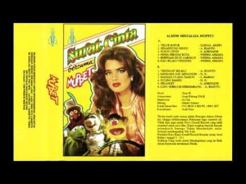 Susy H (Original version of MUPPET) - Album Surat Cinta