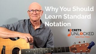 Why Bother to Learn Standard Notation ?