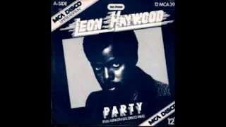 Leon Haywood - Party (1978)