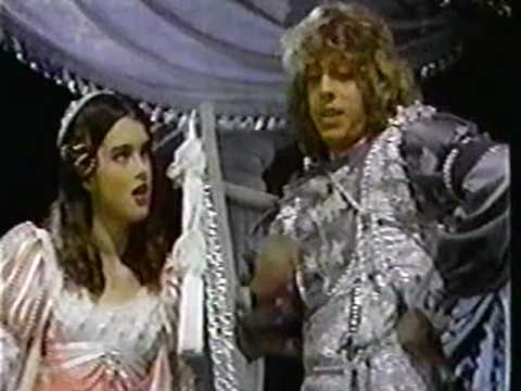 Leif Garrett and Brooke Shields 1979