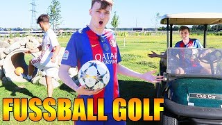 FUSSBALL GOLF CHALLENGE vs. Mati | ViscaBarca