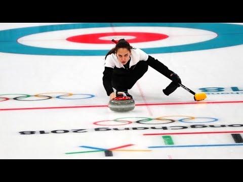 Первая олимпийская медаль в истории российского кёрлинга