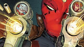 Red Hood : Jason Todd Tribute [Rise From The Ashes]