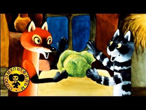 Мультик про колдуна кота