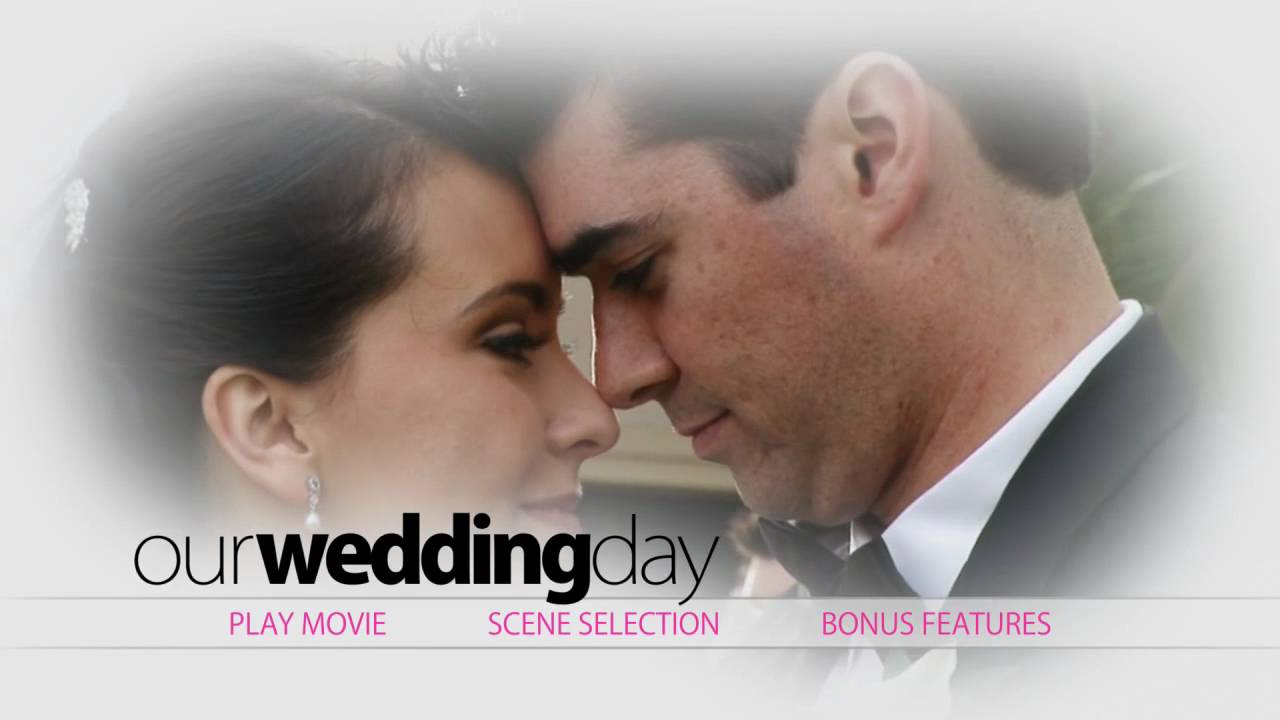 Blu-ray / DVD Motion Menu - White Wedding - YouTube