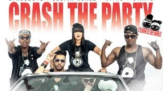 SpaceBoyz ft. Selina Nunez, Nitro & Static - Crash The Party (Turn It Up RMX) (Official Video)