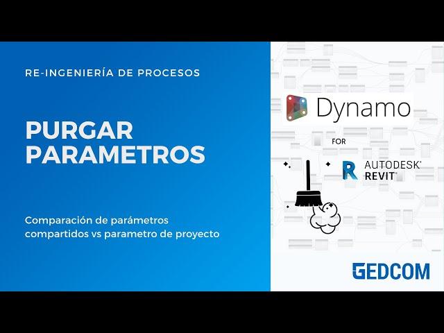 Demostración de Limpieza de Parametros Proyecto de forma automatica