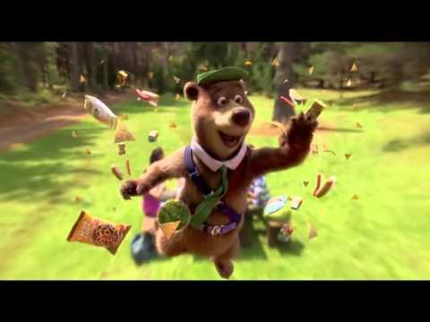 Медведь Йоги и PSY