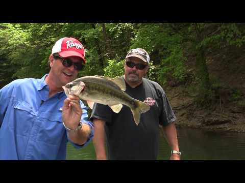 Lake cumberland bass fishing youtube for Youtube bass fishing