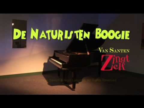Pieter van Santen Naturisten Boogie.mov
