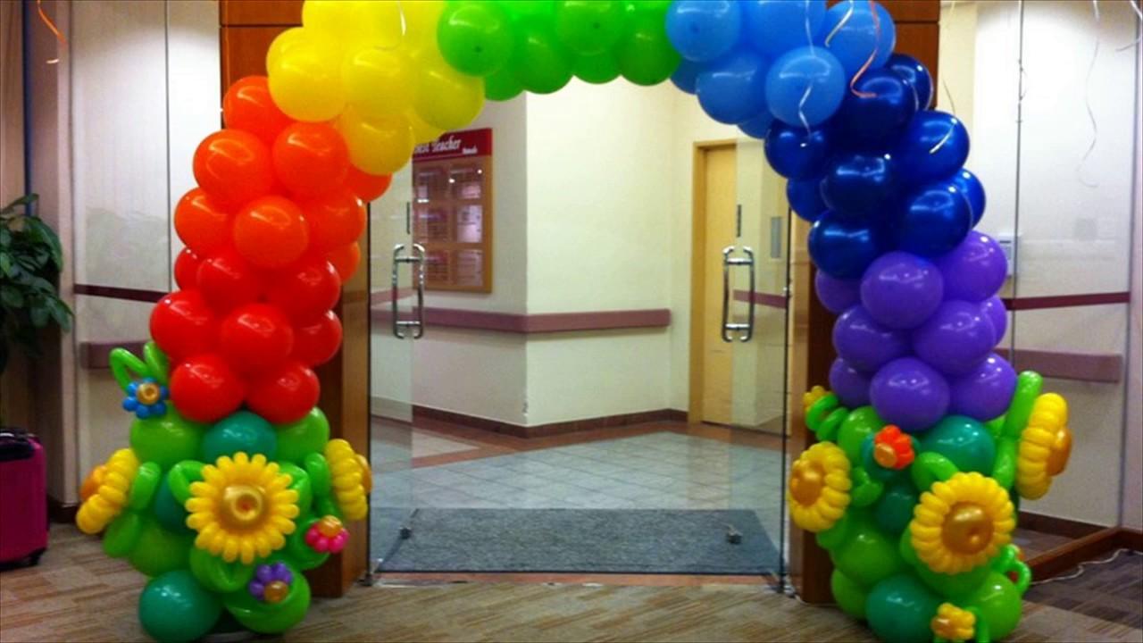 Stunning Balloon Decorations Ideas