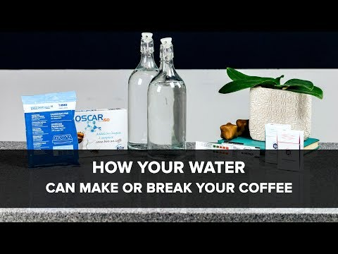 How Your Water Can Make Or Break Your Coffee