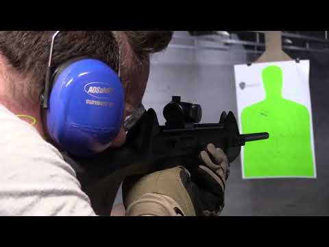 Beretta CX4 Storm 9mm Carbine Range Review