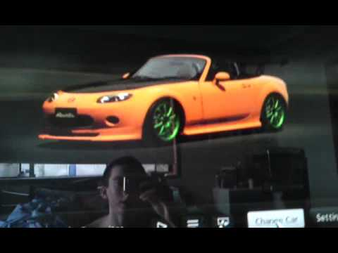 Gran Turismo 5 Vs Gt4 In Customizing Mazda Mx 5 Youtube
