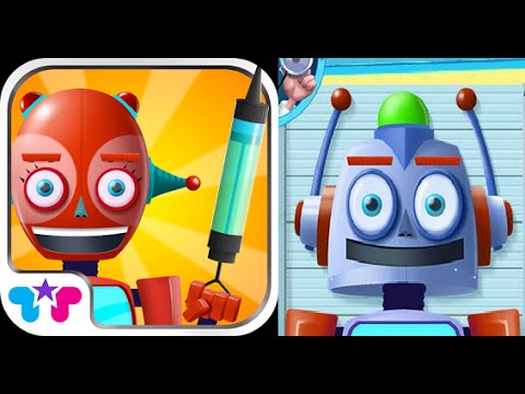 Doctor X Robot Labs Android İos Tabtale Free Game GAMEPLAY VİDEO
