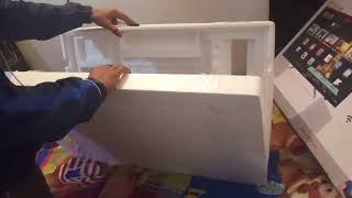 Thomson smart led tv 32 inch unboxing video