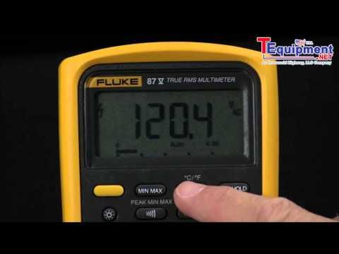 how to use fluke 773