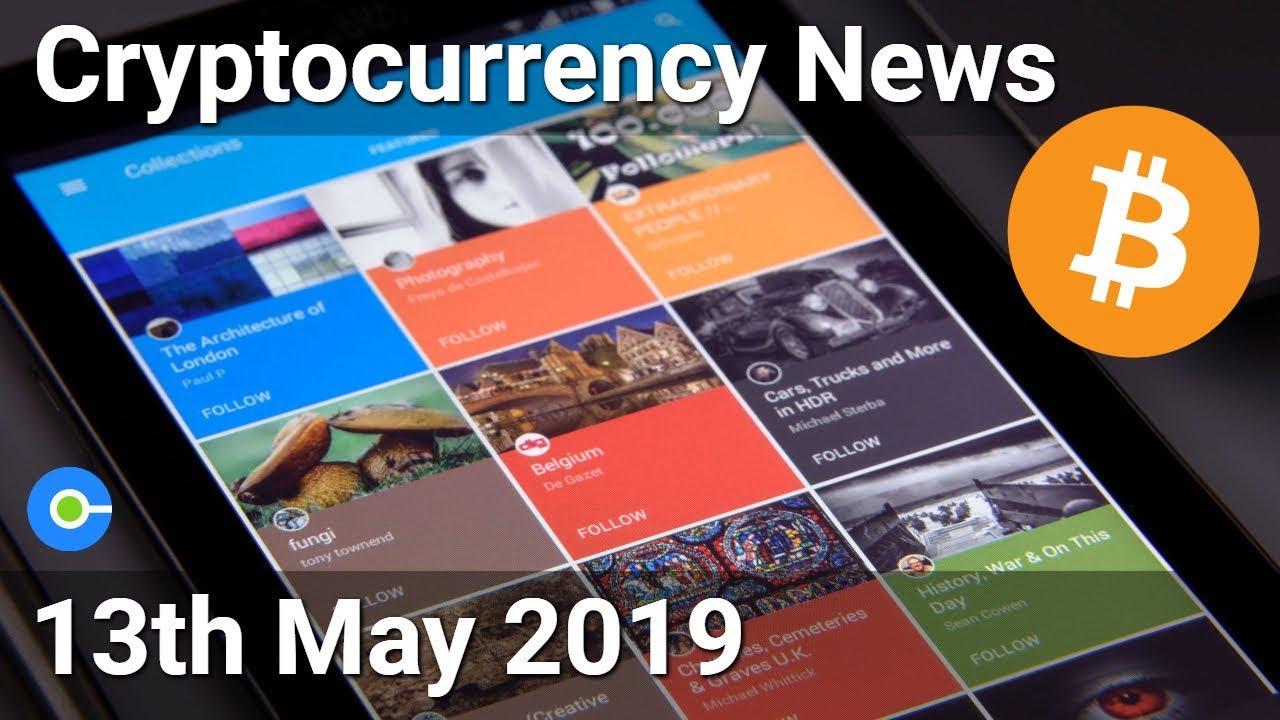 Cryptocurrency News: eBay Rumours, Consensus 2019, Binance Back Tomorrow, TRON Co Founder