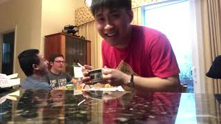 Idiots Eating Hot One's Last Dab Redux