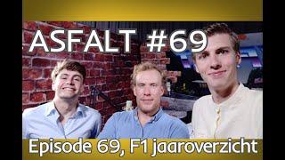 Daar is ie! Episode nummer 69, het F1 jaaroverzicht - ASFALT #69