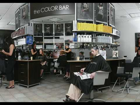 Captiva salon paul mitchell colorbar youtube for A salon paul mitchell