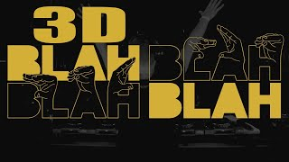 Blah Blah Blah 3D Audio Music Song| Armin van Buuren - (Official Music Records)