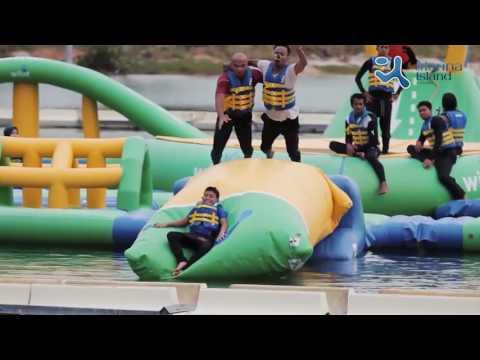 Marina Island-Activities