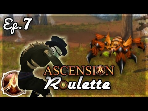 WoW Ascension Roulette | Meet Reginald | Project Ascension RNG Let's Play! Ep.7