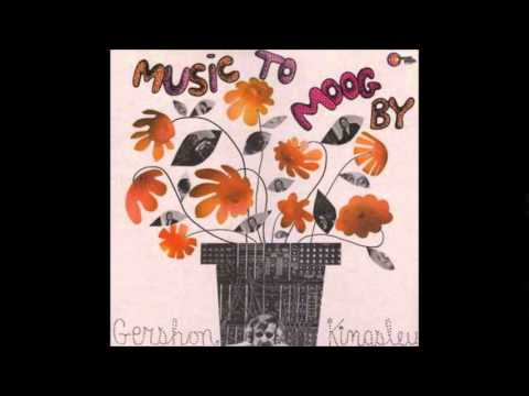 Gershon Kingsley- Music to Moog by, full LP (1969)