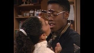 A Different World: 3x17 - Whitley and Dwayne agree on staying friends