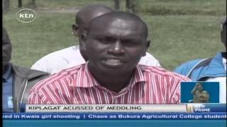 Uasin Gishu Branch of Athletics Kenya warns the National office to stop interfering on its matters