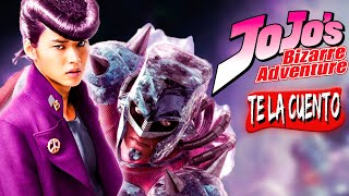 JoJo's Bizarre Adventure: Diamond Is Unbreakable |  Te la Cuento