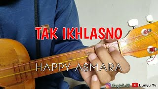 Download TAK IKHLASNO - HAPPY ASMARA KENTRUNG COVER BY LTV