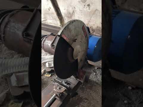 """DIY 16"""" cut off machine"""
