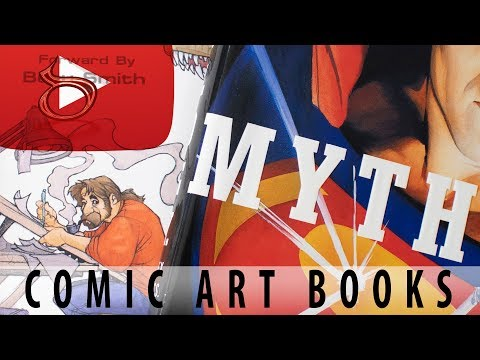 Must Have Books for Comic Book Artists