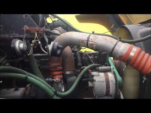 International DT530 Engine FOR SALE!!!! - YouTube