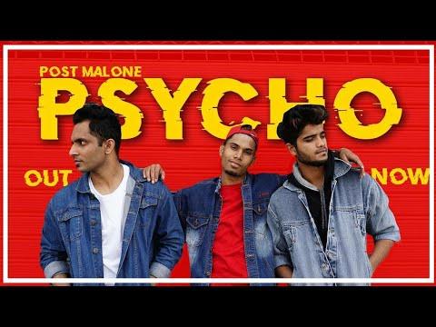 Post Malone - Psycho Ft. Ty Dolla $ign (Dance Video)| Harish Harry Choreography