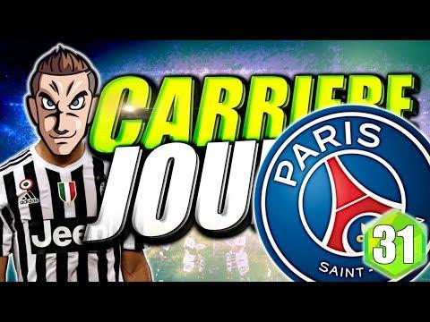 FIFA 17 |  PSG - JUVENTUS  #31